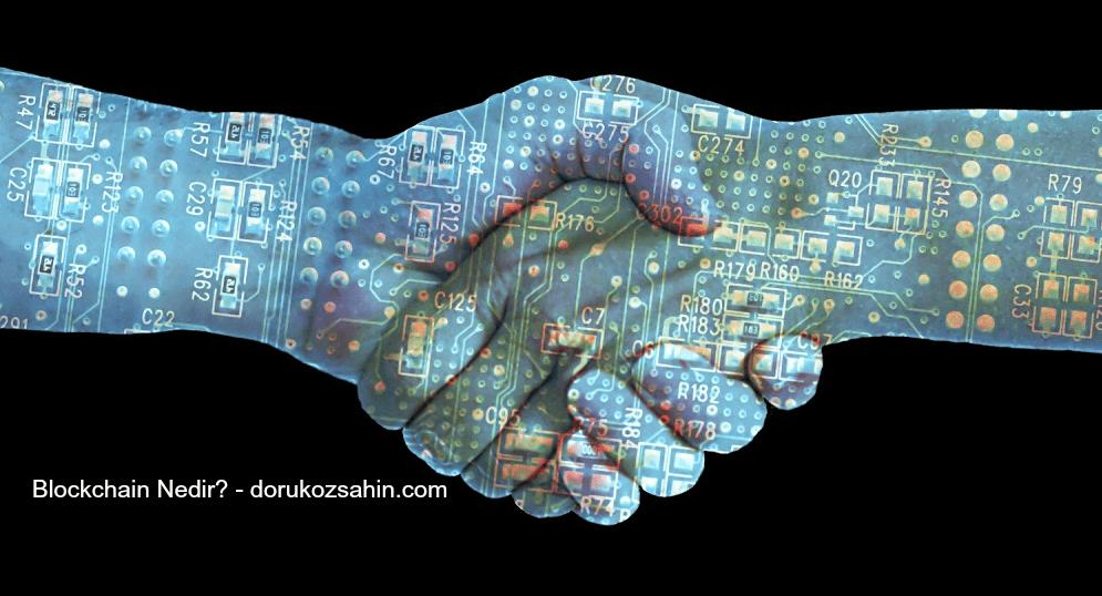 blockchain nasıl çalışır?