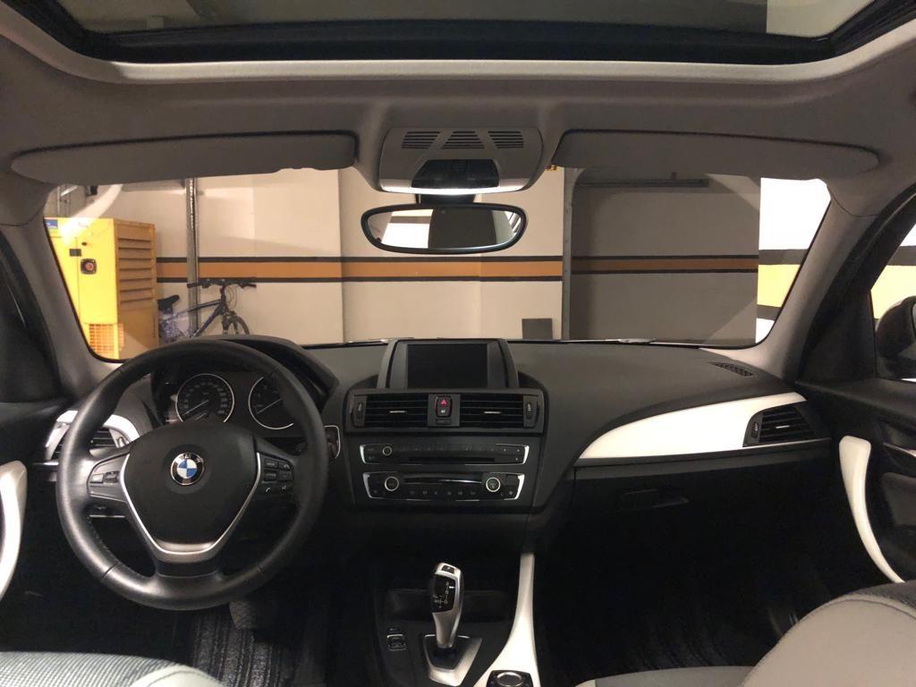 BMW F20 1.18i iç