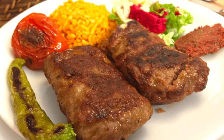 fındık kabuğu restoran kaşarlı köfte