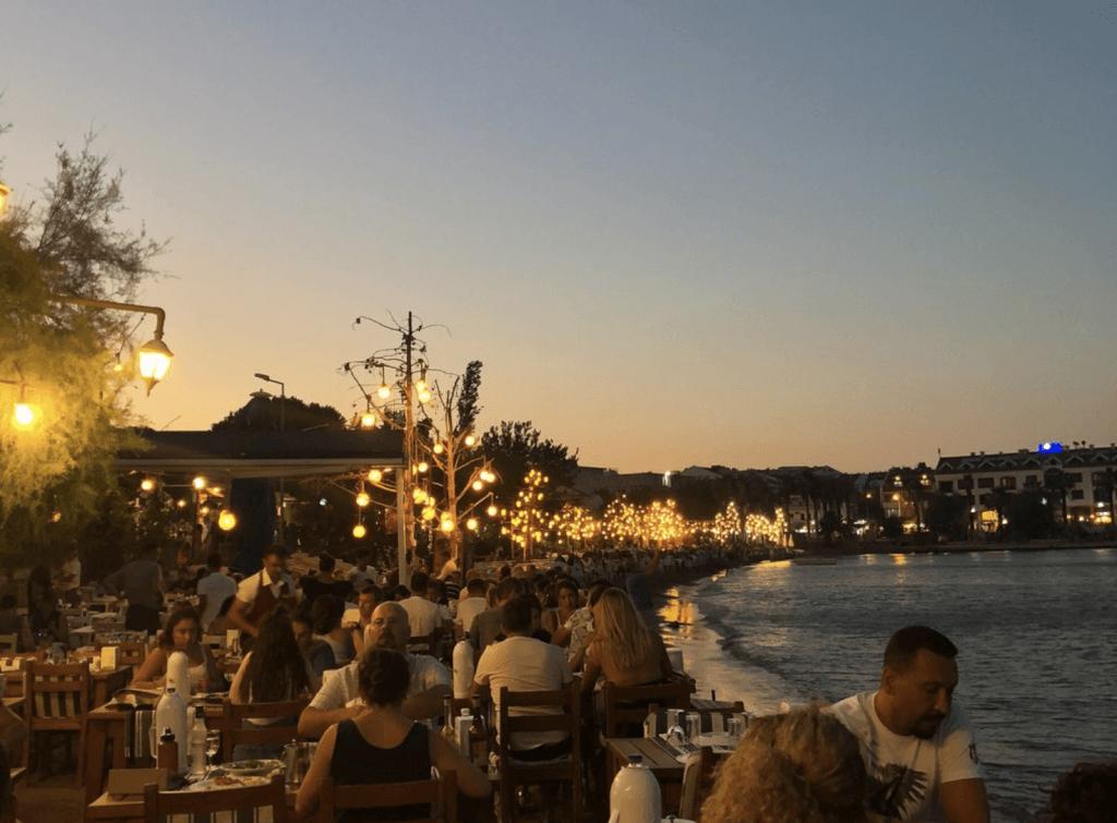 datça balık restoranları