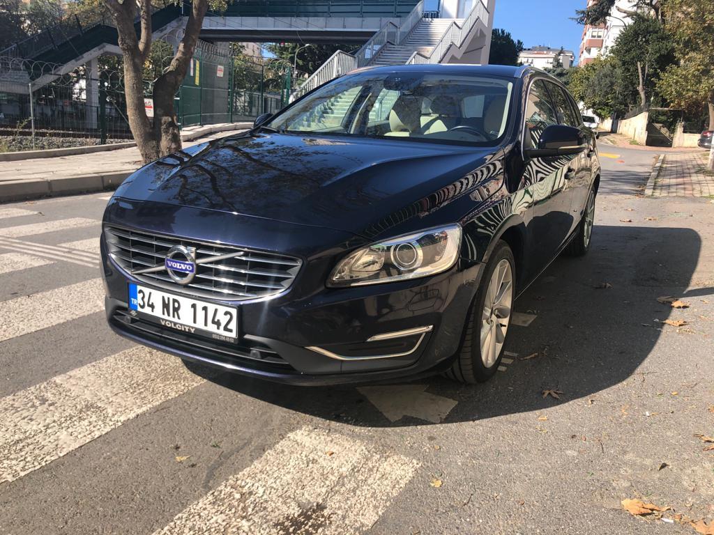 Volvo v60 d4 nasıl?
